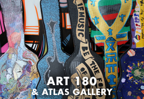Art 180 and Atlas Gallery