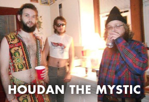 Houdan The Mystic